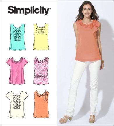 Simplicity 2599