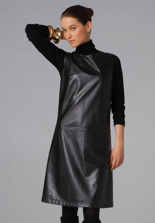 Burda 508A - black no sleeves