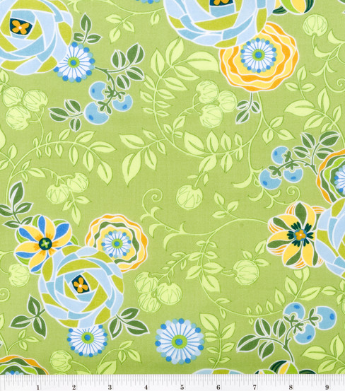 Alexander henry fabric - keepsake calico