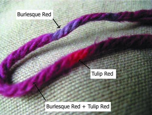 Redyed yarn copy