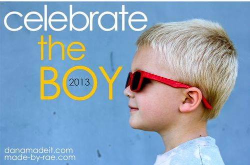 Celebrate the boy 2013 big